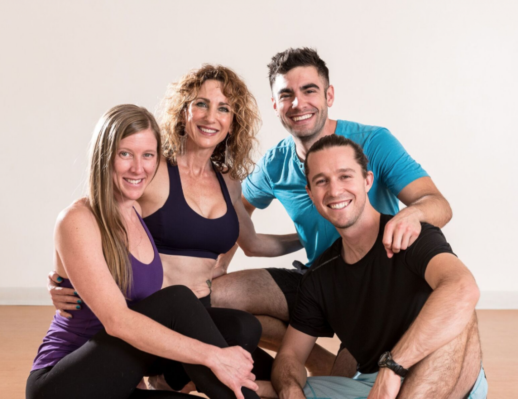 Yoga Pod Gainesville owners