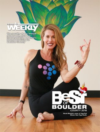 Yoga Pod Boulder