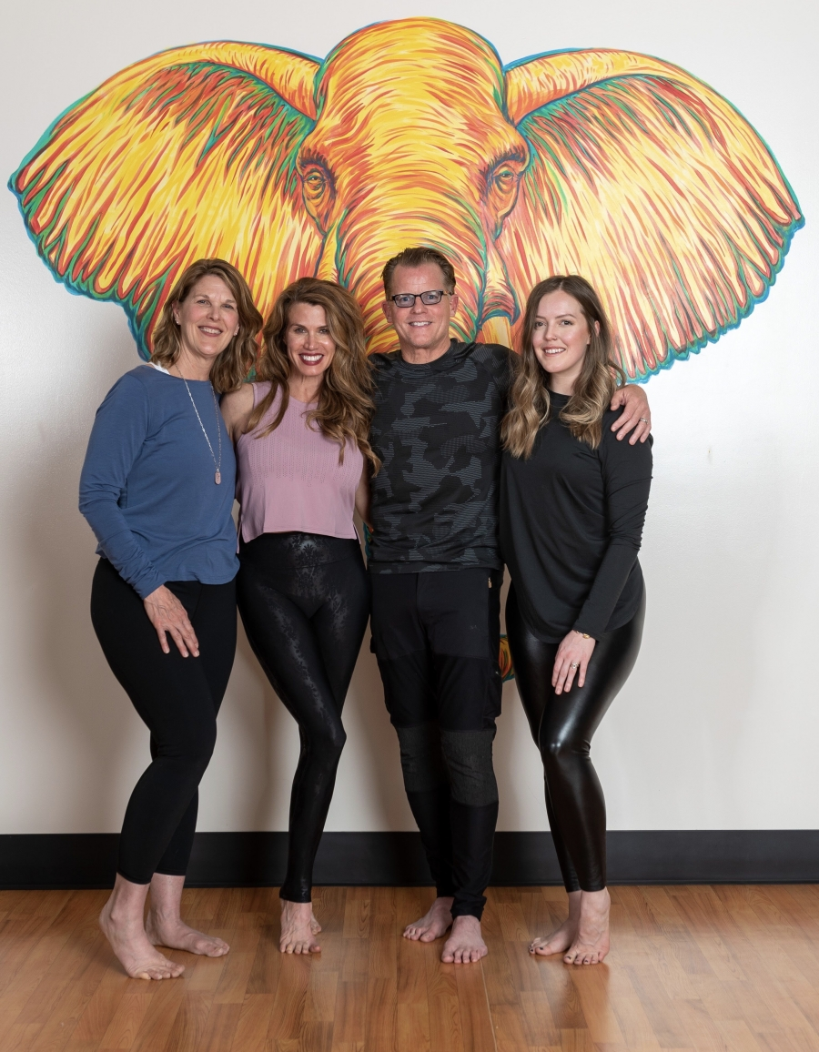 Yoga Pod Boulder Leadership Team
